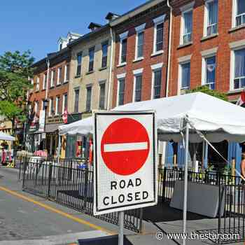 '8 Blocks of Awesome': Cobourg's summer pedestrian-friendly walkway weekends return - Toronto Star