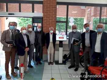 """Dagli """"Amici dell'ospedale di Savigliano"""" i totem per prenotare l'esame del sangue nell'Asl CN1 - Cuneodice.it"""