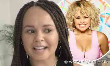 Love Island's Savanna Darnell showcases her beautiful hair transformation