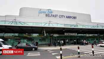 Aer Lingus stops most Belfast City Airport flights after Stobart Air collapse