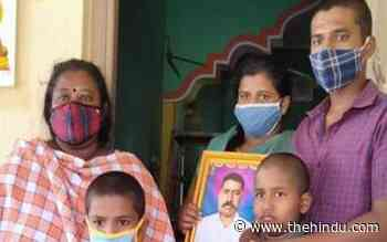 Coronavirus   Five children left to the care of a lone woman in Andhra pradesh - The Hindu