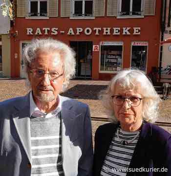 Waldshut-Tiengen: Zukunft ungewiss: Die älteste Apotheke von Waldshut schließt nach über 300 Jahren - SÜDKURIER Online