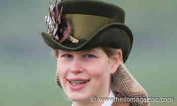 Lady Louise Windsor to make exciting official appearance next month