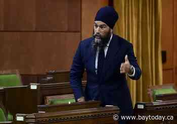 How Jagmeet Singh channelled outrage for speech on Islamophobia and London attack