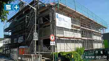 Wilnsdorf: Anbau der Grundschule Dielfen ist fast fertig - Westfalenpost
