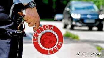 Wilnsdorf: Fast jedes zehnte Fahrzeug zu schnell unterwegs - Westfalenpost