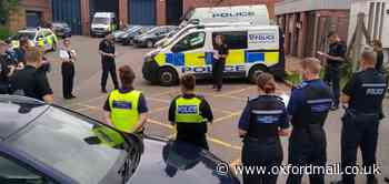 Police arrest Oxfordshire teenager in drugs probe in Banbury