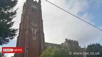 Kenton church clock muffled after noise complaint