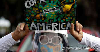 Venezuela Faces Coronavirus Outbreak Ahead of Copa América Tournament - The New York Times