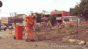Itajuru, em Cabo Frio, recebe mutirão de limpeza - Plantao dos Lagos