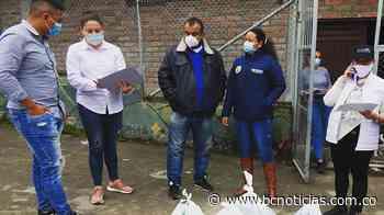 Entregaron ayudas humanitarias a damnificados en Villamaría - BC NOTICIAS - BC Noticias