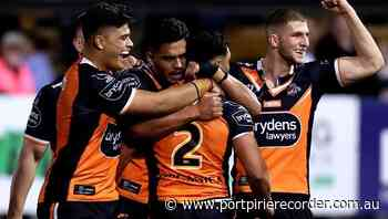 Tigers primed for Parramatta NRL challenge - The Recorder