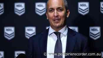 New Zealand back on NRL's agenda - The Recorder
