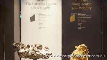 Precious metal royalty at the Perth Mint - The Recorder
