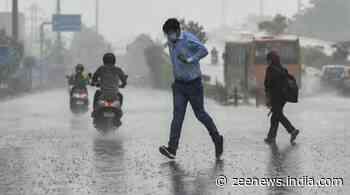 Rainfall in various parts of Delhi, maximum temperature recorded at 31.2°C