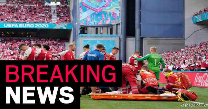 Denmark vs Finland Euro 2020 game to resume on same night Christian Eriksen collapses