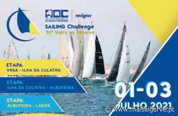 GCN Faro   28º Volta ao Algarve à Vela 2021 - Mais Algarve