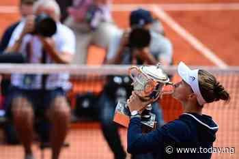 Barbora Krejcikova wins French Open, dedicates victory to Jana Novotna