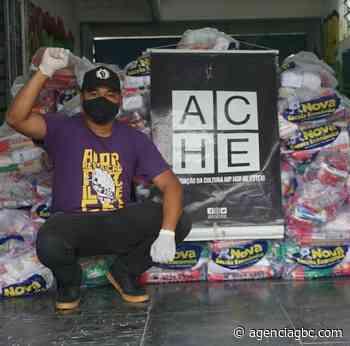 Casa do Hip Hop de Esteio realiza doação de 12 toneladas de alimentos - Agência GBC