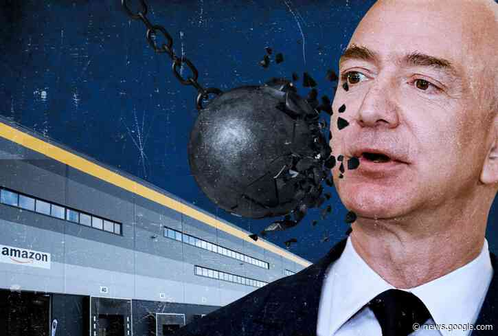 Jeff Bezos' bad week gets worse with introduction of sweeping new Big Tech antitrust legislation - Salon