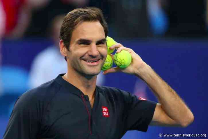 Roger Federer provides positive update on his condition after French Open