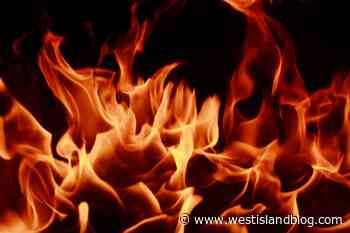 A Fire Erupted At A Glick Court Residence In Yellowknife On Thursday - West Island Blog
