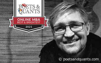 2021 Best & Brightest Online MBAs: Dewald Potgieter, Warwick Business School - Poets&Quants