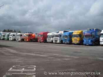 Five lorries broken into near Warwick - Leamington Courier