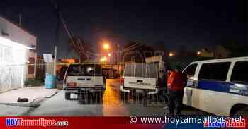Ejecutan a dos hombres en una vivienda en Reynosa - Hoy Tamaulipas