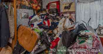 £38k house with floors caving in from junk left unrecognisable