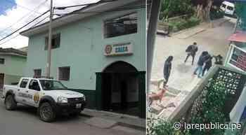 Cusco: delincuentes atacan violentamente a varón para robarle S/ 250 en Calca - LaRepública.pe