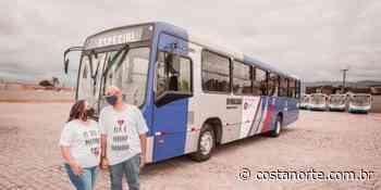 Noivo é surpreendido com pré-casamento dentro de ônibus em Praia Grande (SP) - Jornal Costa Norte