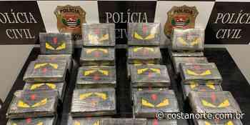 Suspeito de tráfico internacional de drogas é preso em Praia Grande (SP) - Jornal Costa Norte