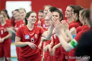Presenting IFF Social Media Ambassador Blanka Benyo - Blanka introduces the University Floorball Championships in Hungary - IFF Main Site - International Floorball Federation