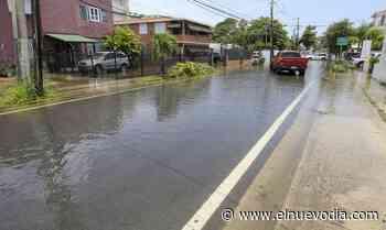 Fuertes aguaceros provocan inundaciones en varios sectores de San Juan - El Nuevo Dia.com