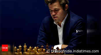 Magnus Carlsen to play the FIDE World Cup in Sochi - Times of India