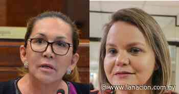 Zulma Gómez delata intención de Lilian Samaniego para la mesa directiva del Senado - La Nación.com.py