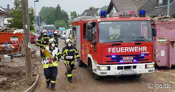 Nach Starkregen in Hennef: Feuerwehr zu Rauchentwicklung ausgerückt - General-Anzeiger Bonn