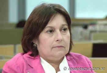 Graciela Ocaña dijo que hará una denuncia en EE.UU. para que Pfizer explique la negociación con Argentina - OPI Santa Cruz