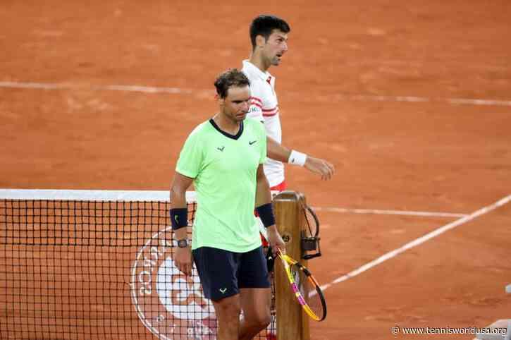Novak Djokovic: 'To defeat Rafael Nadal in Paris, you have to climb Mount Everest'