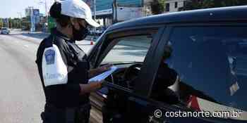 Força-tarefa de Praia Grande fiscaliza mais de mil veículos no feriado de Corpus Christi - Jornal Costa Norte