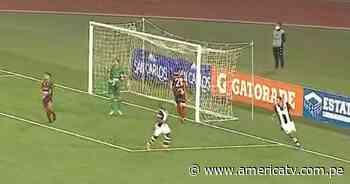 Alianza Lima vs. Santa Rosa: Hernán Barcos marcó el empate 1-1 para el cuadro íntimo - América Televisión
