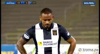 Alianza Lima vs. Santa Rosa: Aguirre canjeó penal por gol y remontó para los victorianos | VIDEO - Diario Trome