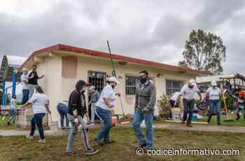Colabora Desarrolladora CR con restauración de escuelas públicas en Santa Rosa Jáuregui - Códice Informativo