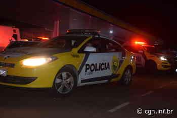 Polícia Militar encerra festa com 24 universitários em Pato Branco - CGN