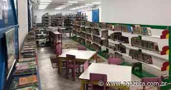Biblioteca pública de Colatina reabre após um ano de reformas - A Gazeta ES
