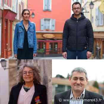 Espaly-Saint-Marcel : une réunion publique le 15 juin avec Fabien Surrel et Saloua El Aazzouzi - La Commère 43