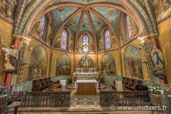 Visite libre Église Saint-Pierre Saint-Marcel-Paulel dimanche 19 septembre 2021 - Unidivers