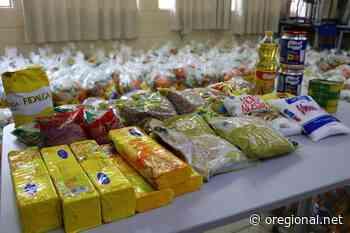 Prefeitura de Holambra distribui kit alimentação escolar - O Regional