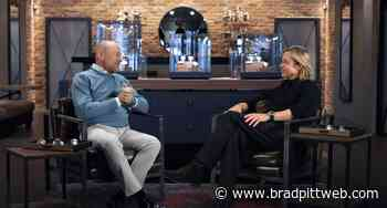 Video of Brad Pitt in the Breitling Summit Webcast